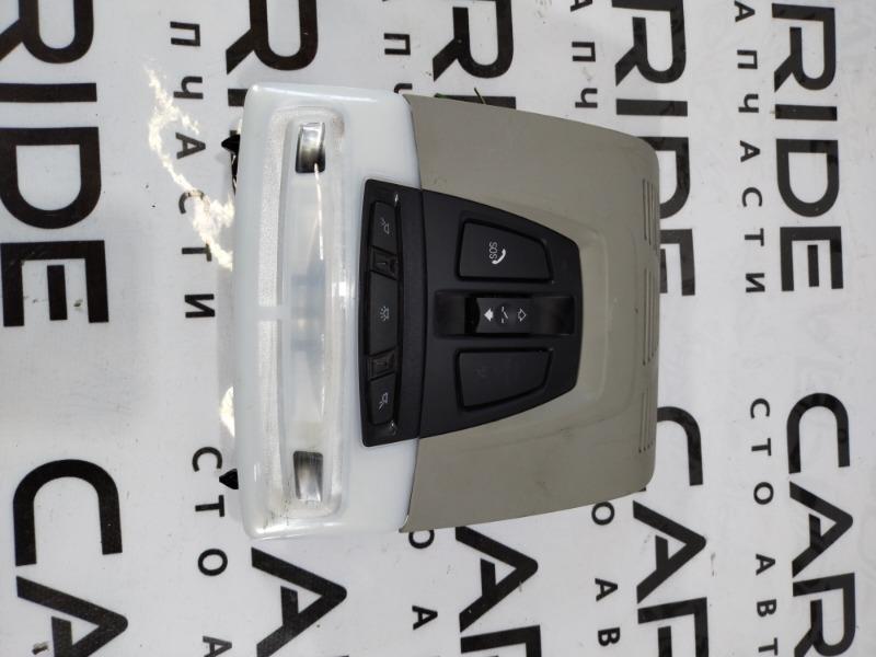 Плафон салона Bmw 3-Series F30 передний (б/у)