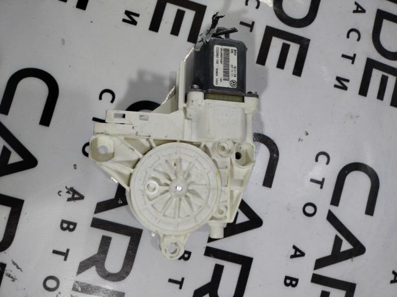 Мотор стеклоподъемника Volkswagen Tiguan передний правый (б/у)