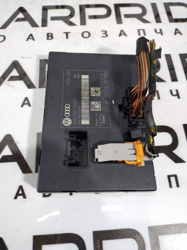 Блок управления сидением Audi Q5 (б/у)