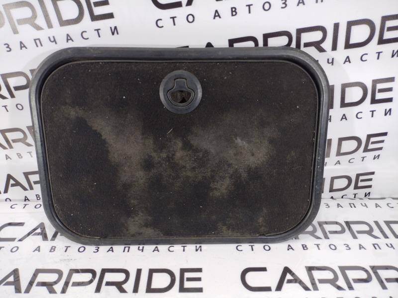 Пластик багажника Dodge Journey SXT 3.6 2014 левый (б/у)