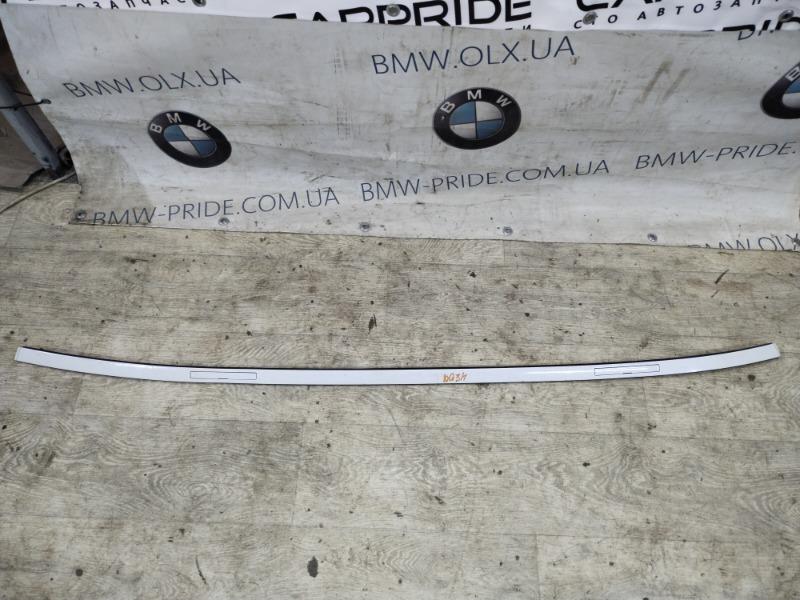 Молдинг на крышу Bmw 3-Series F30 N20B20 2013 левый (б/у)