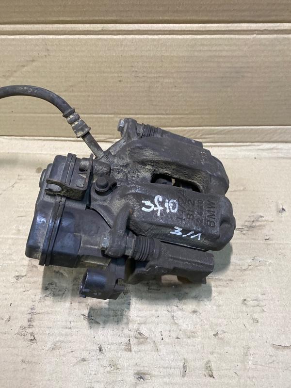 Суппорт Bmw 5-Series F10 N63B44 2011 задний левый (б/у)
