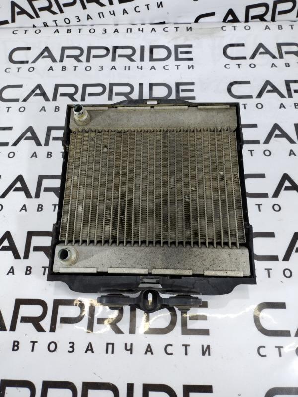Радиатор масляный Bmw 5-Series F10 N63B44 2011 (б/у)