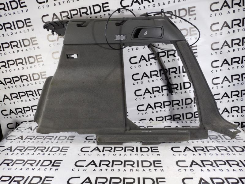 Обшивка багажника Audi Q5 правая (б/у)