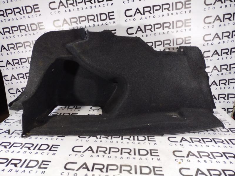 Обшивка багажника Bmw 3-Series F30 N20B20 2013 левая (б/у)