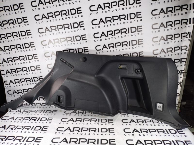 Обшивка багажника Subaru Forester SJ 2.5 2014 правая (б/у)