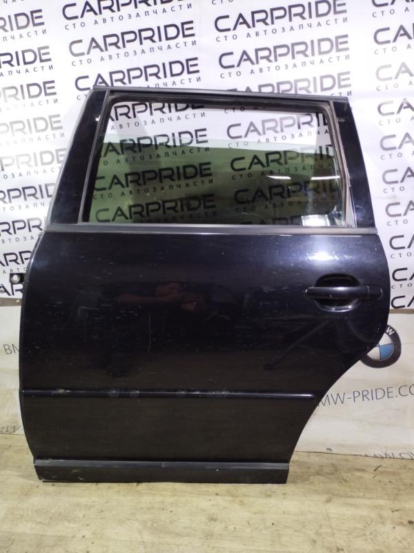 Дверь голая Volkswagen Passat B5 2.5 2000 задняя левая (б/у)