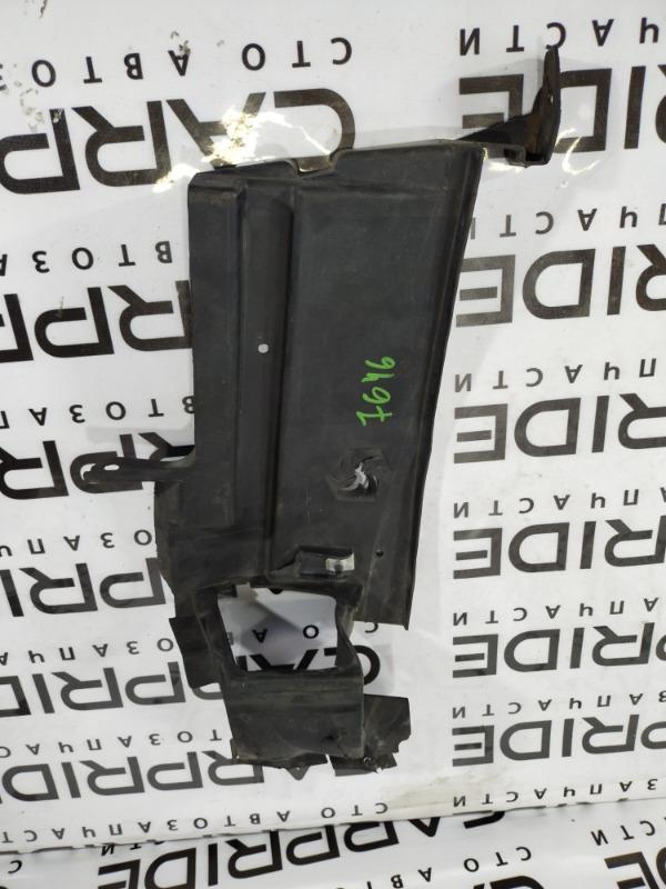 Дефлектор радиатора Dodge Dart 2.4 2014 правый (б/у)