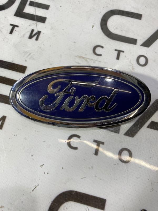 Значок Ford Fusion 2.5 2014 задний (б/у)