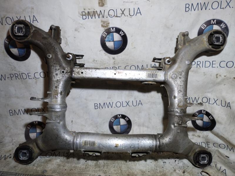 Подрамник Bmw 5-Series F10 N63B44 2011 задний (б/у)