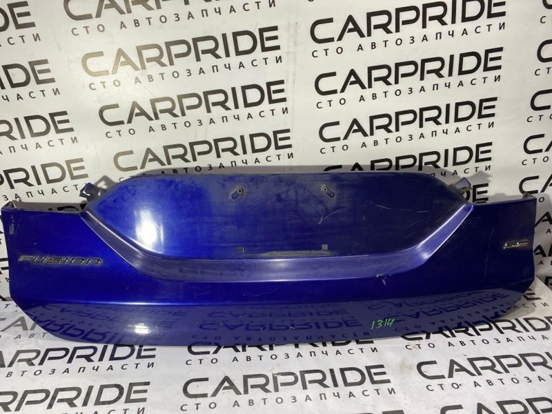 Накладка крышки багажника Ford Fusion 2.5 2014 (б/у)