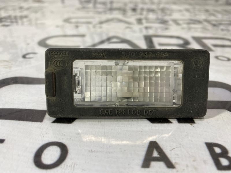 Плафон подсветки номера Volkswagen Jetta 2.5 2011 (б/у)
