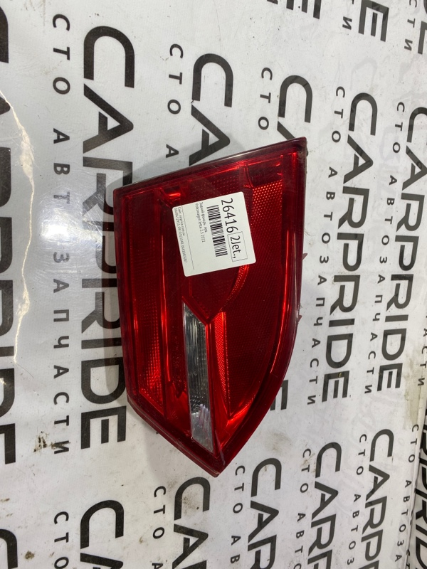 Задний фонарь Volkswagen Jetta 2.5 2011 левый (б/у)