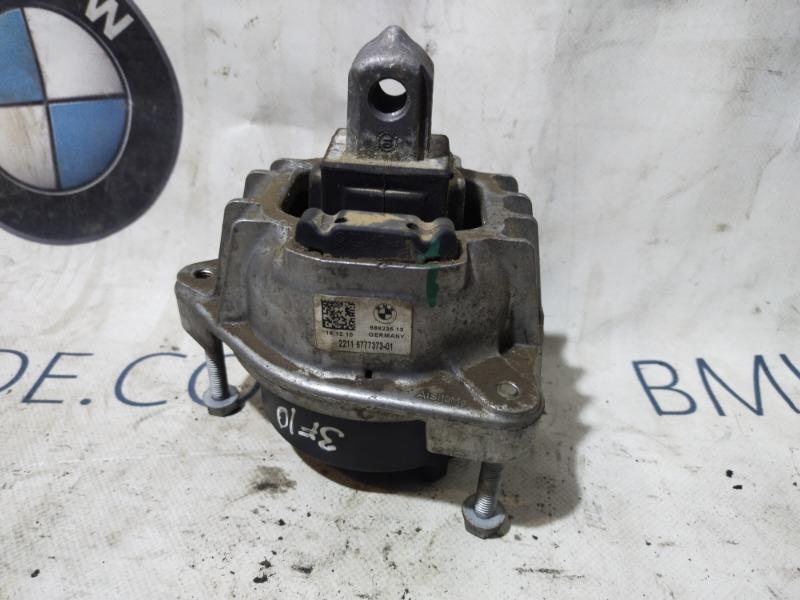 Подушка двигателя Bmw 5-Series F10 N63B44 2011 левая (б/у)