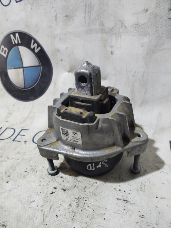 Подушка двигателя Bmw 5-Series F10 N63B44 2011 правая (б/у)