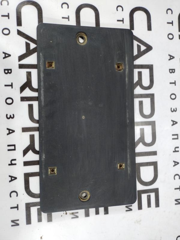 Рамка для номера Audi (б/у)