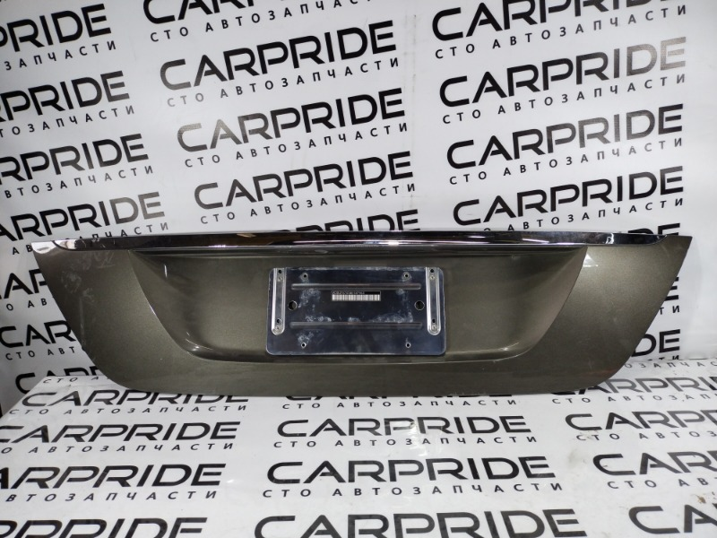 Накладка крышки багажника Mercedes E-Class W211 (б/у)