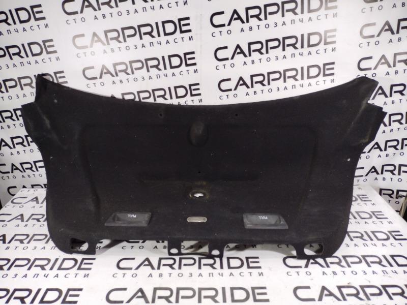 Обшивка крышки багажника Mercedes E-Class W211 (б/у)