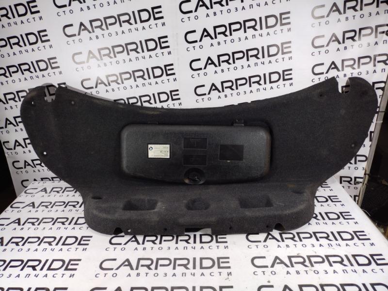 Обшивка крышки багажника Bmw 5-Series E60 M54B22 2004 (б/у)