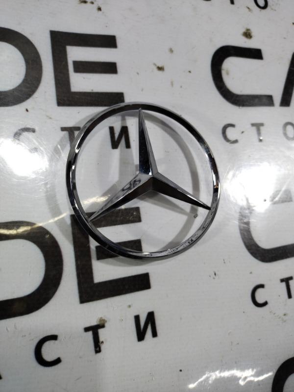 Значок Mercedes E-Class W211 (б/у)