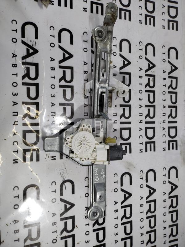 Стеклоподъемник Jeep Compass 2.4 2014 задний левый (б/у)