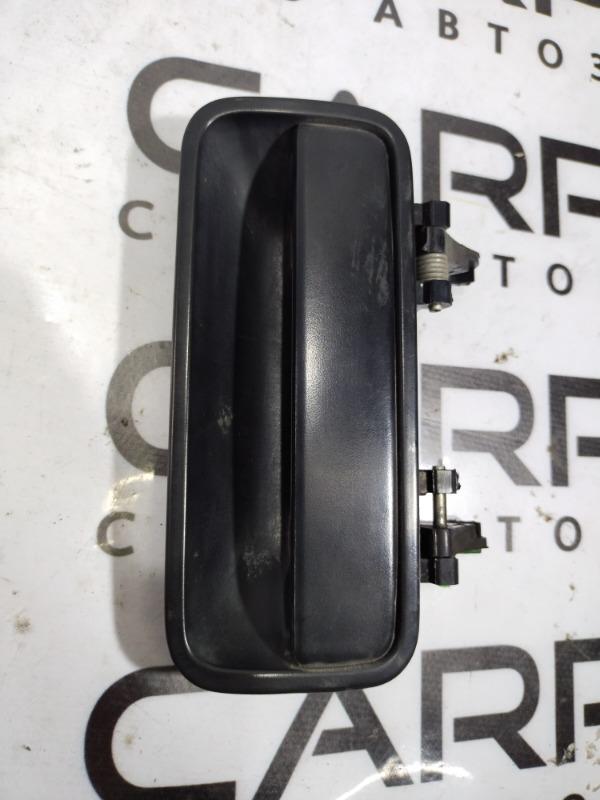 Ручка двери внешняя Land Rover Freelander 1.8B 1999 передняя левая (б/у)