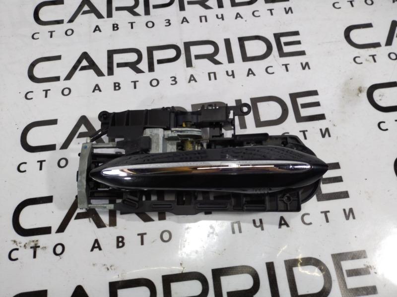 Ручка двери внешняя Bmw 5-Series F10 N63B44 2011 передняя правая (б/у)