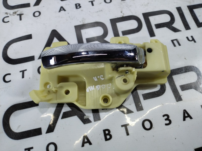 Ручка двери внутренняя Jeep Compass 2.4 2014 задняя левая (б/у)
