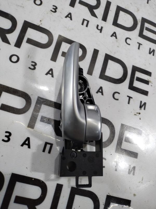 Ручка двери внутренняя Dodge Dart 2.4 2014 передняя правая (б/у)