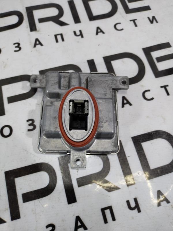 Детали фары Bmw 5-Series F10 N63B44 2011 передние левые (б/у)