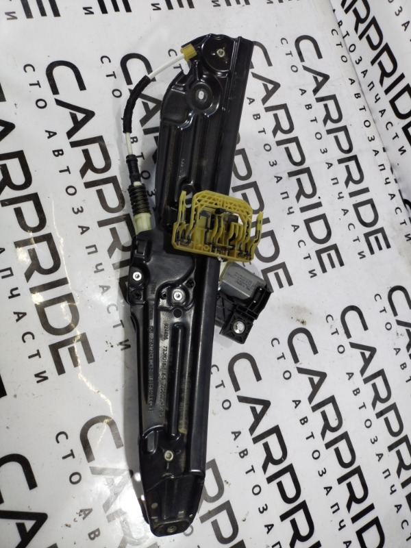 Стеклоподъемник Bmw 5-Series F10 N63B44 2011 задний правый (б/у)
