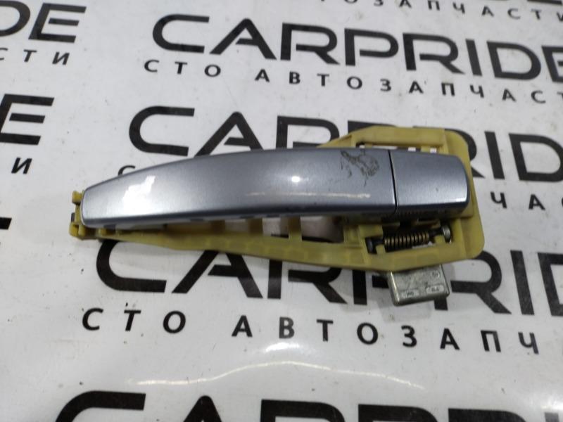 Ручка двери внешняя Opel Vectra C 2.2 SE 2005 задняя правая (б/у)