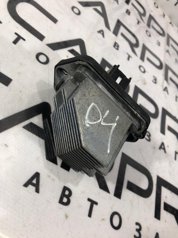 Резистор печки Mazda 6 GG 2.0 RF7J 2007 (б/у)
