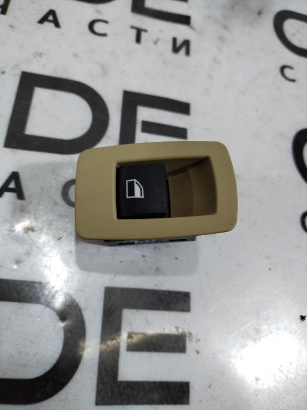 Кнопка стеклоподъемника Bmw 3-Series F30 N20B20 2013 задняя правая (б/у)