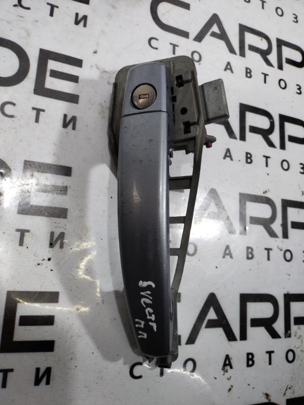 Ручка двери внешняя Opel Vectra C 2.2 SE 2005 передняя правая (б/у)