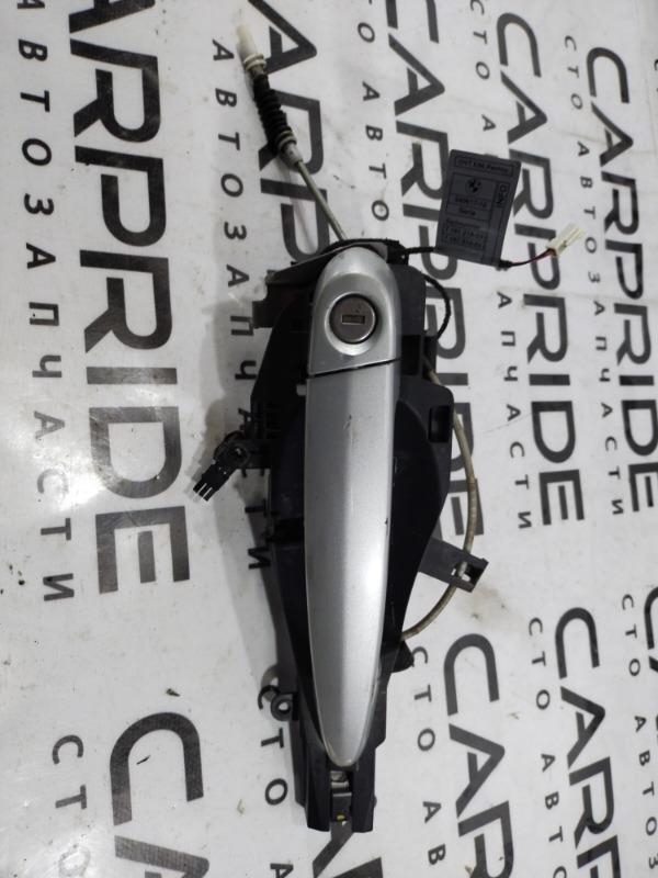 Ручка двери внешняя Bmw 3-Series E90 N46B20 2006 передняя правая (б/у)