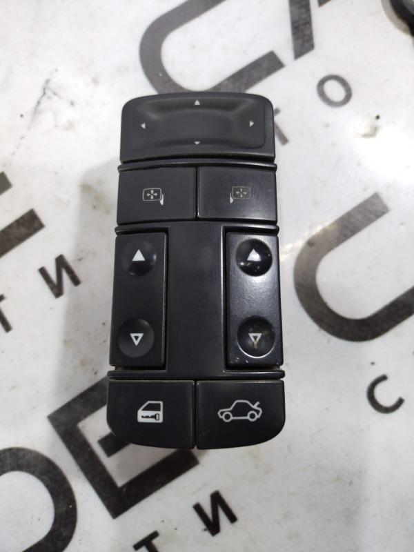Блок кнопок стеклоподъемников Opel Vectra C 2.2 SE 2005 (б/у)