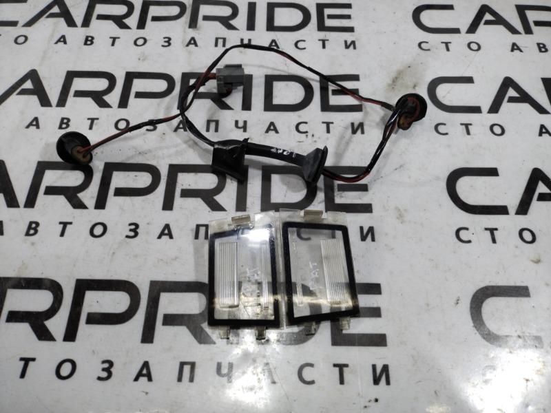 Плафон подсветки номера Jeep Patriot 2.4 2012 (б/у)