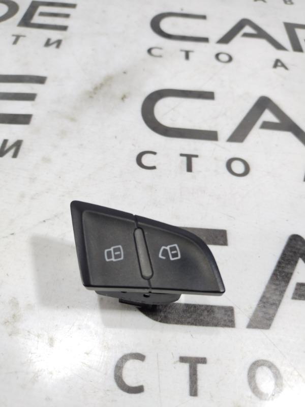 Кнопка блокировки центрального замка Audi Q5 передняя левая (б/у)