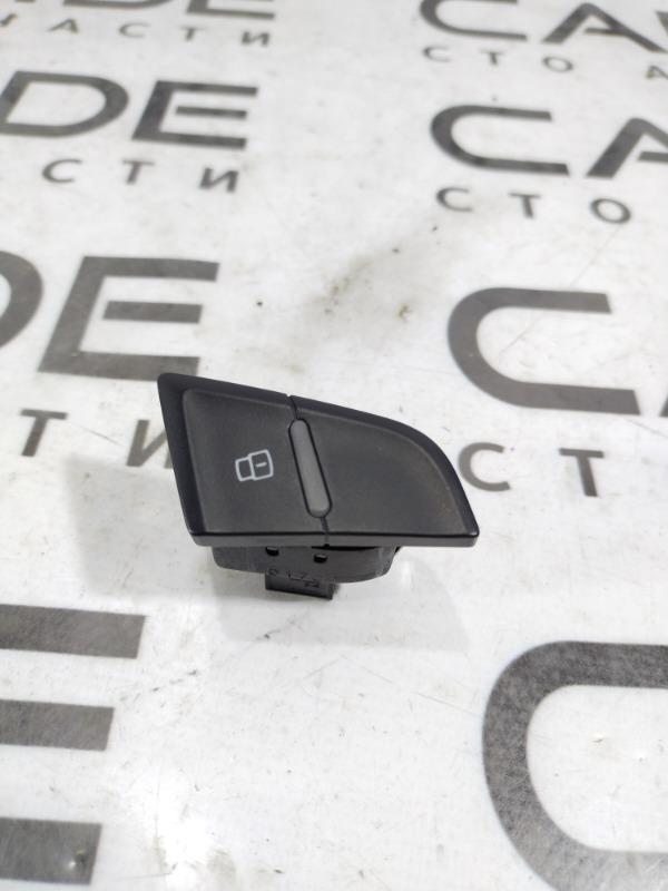 Кнопка блокировки центрального замка Audi Q5 задняя левая (б/у)