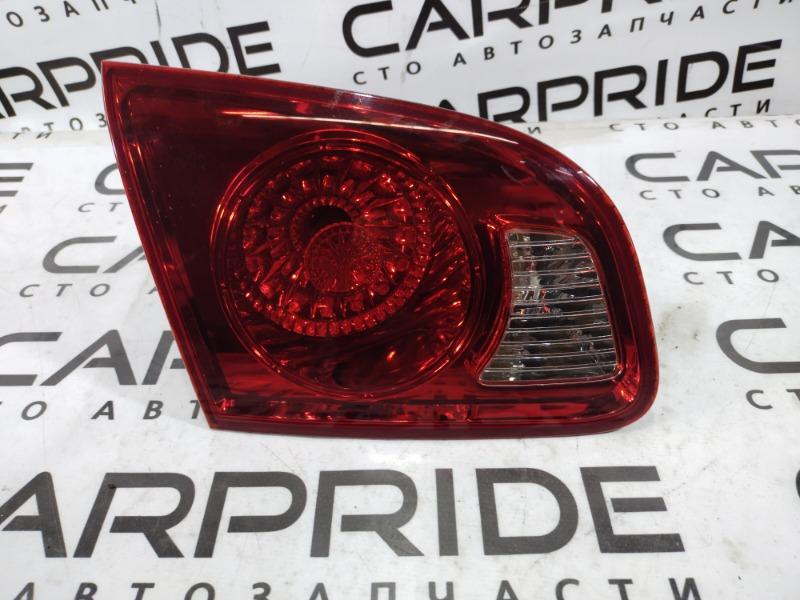 Задний фонарь Hyundai Santa Fe CM 2.2 CRDI 2009 левый (б/у)