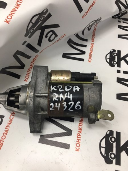 Стартер Honda Stream RN4 K20A (б/у)