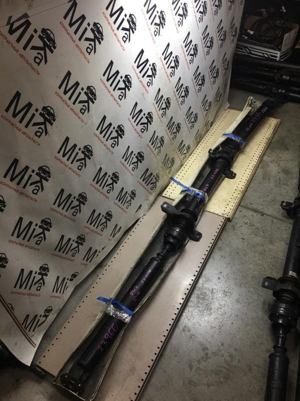 Карданный вал Toyota Mark Ii Qualis MCV25 2MZFE (б/у)