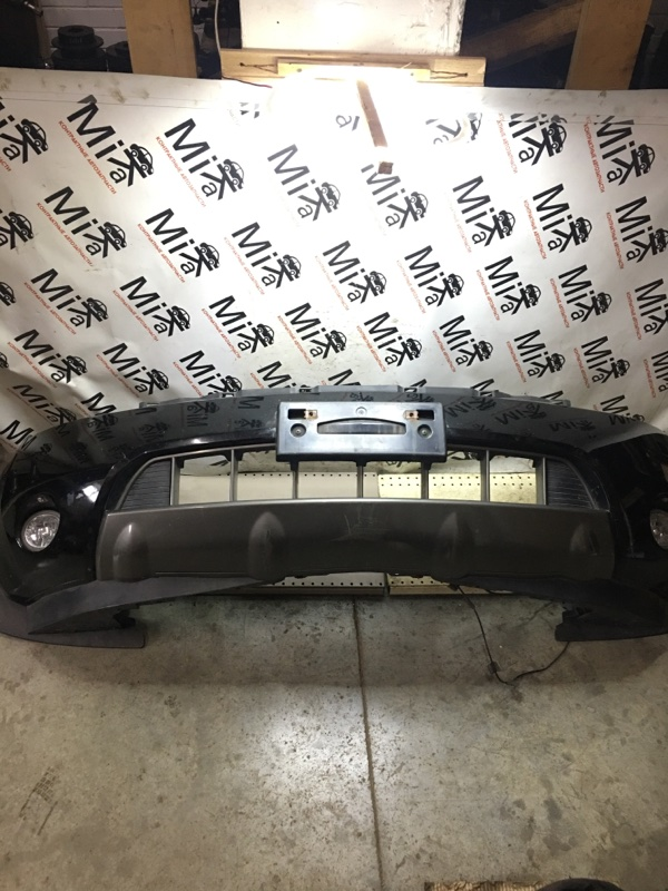 Бампер Nissan Murano PNZ50 VQ35DE передний (б/у)