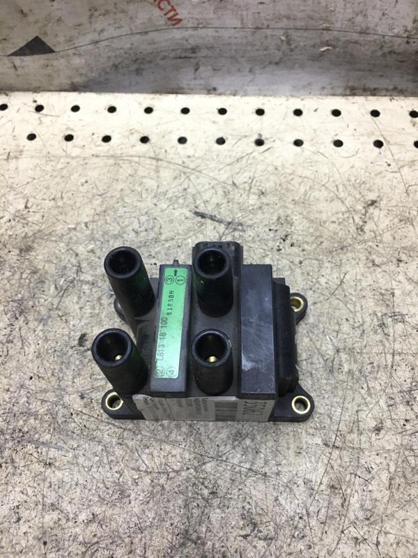 Катушка зажигания Mazda Mpv LW3W L3-DE (б/у)