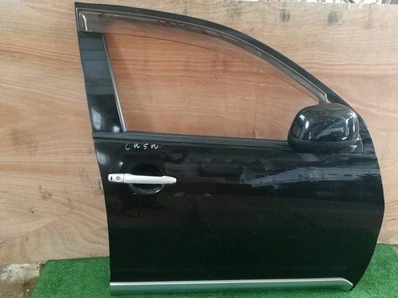 Дверь Mitsubishi Outlander CW5W 2005 передняя правая (б/у)