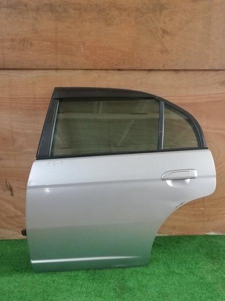 Дверь Honda Civic ES1 задняя левая (б/у)