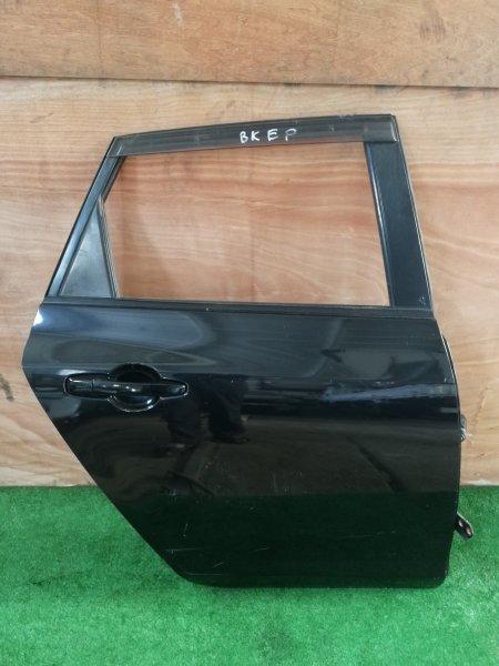 Дверь Mazda Axela BKEP задняя правая (б/у)