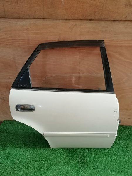 Дверь Toyota Corolla AE110 задняя правая (б/у)