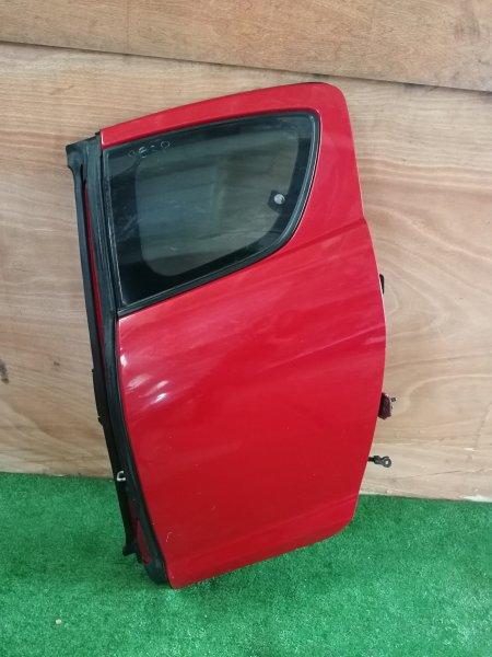 Дверь Mazda Rx8 SE3P задняя левая (б/у)